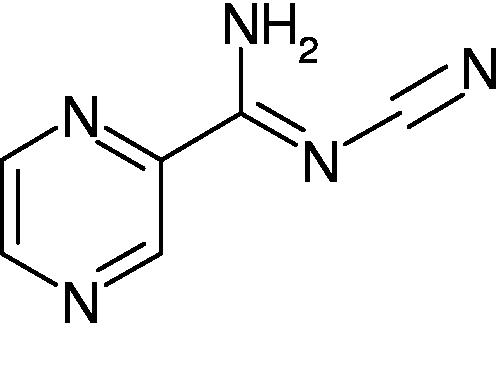 1053656-81-7 | MFCD09864979 | Pyrazine-2-N-cyanoamidine | acints