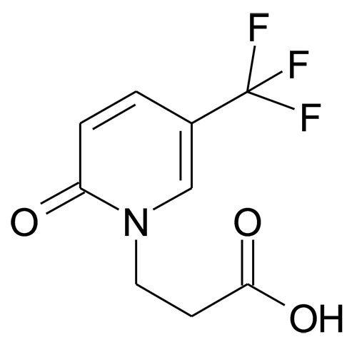 175277-72-2   MFCD00204217   3-(2-Oxo-5-(trifluoromethyl)-2H-pyridin-1-yl)propionic acid   acints