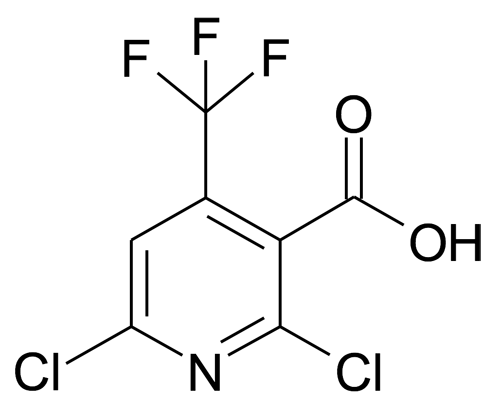 2,6-Dichloro-4-(trifluoromethyl)nicotinic acid
