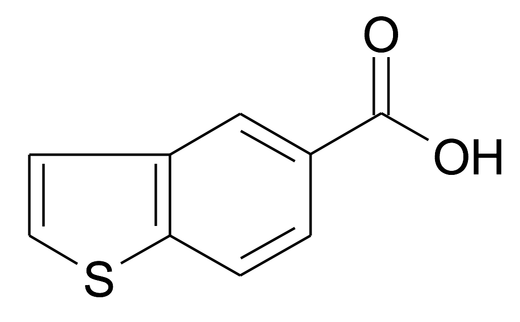 2060-64-2   MFCD04974042   Benzo[b]thiophene-5-carboxylic acid   acints