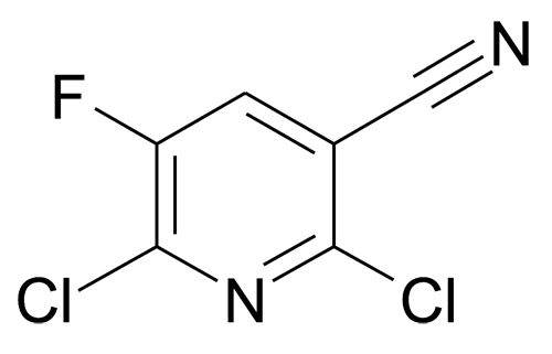 2,6-Dichloro-5-fluoro-nicotinonitrile