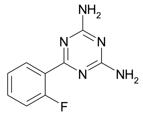 30530-42-8 | MFCD04973088 | 6-(2-Fluorophenyl)-[1,3,5]triazine-2,4-diamine | acints