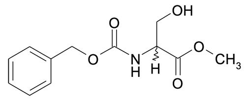Methyl 2-benzyloxycarbonylamino-3-hydroxypropionate
