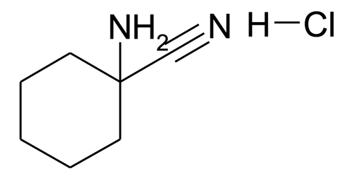 50846-38-3 | MFCD01734623 | 1-Amino-cyclohexanecarbonitrile; hydrochloride | acints