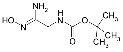 479079-15-7 | MFCD11052410 | tert-Butyl (N-hydroxycarbamimidoylmethyl)carbamate | acints