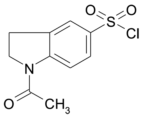 52206-05-0 | MFCD07368558 | 1-Acetyl-2,3-dihydro-1H-indole-5-sulfonyl chloride | acints