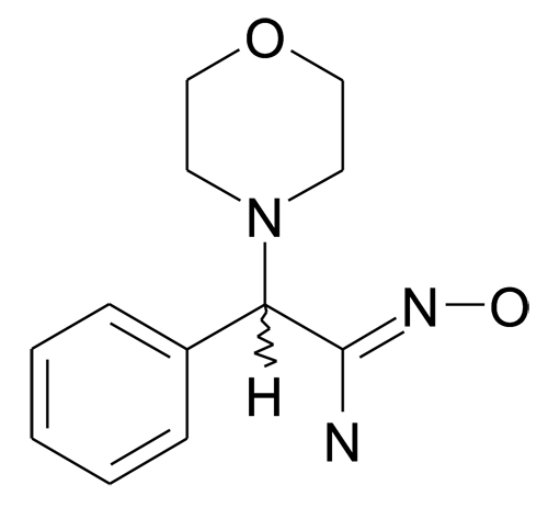 MFCD11052466   N-Hydroxy-2-morpholin-4-yl-2-phenyl-acetamidine   acints