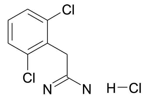 2-(2,6-Dichloro-phenyl)-acetamidine; hydrochloride