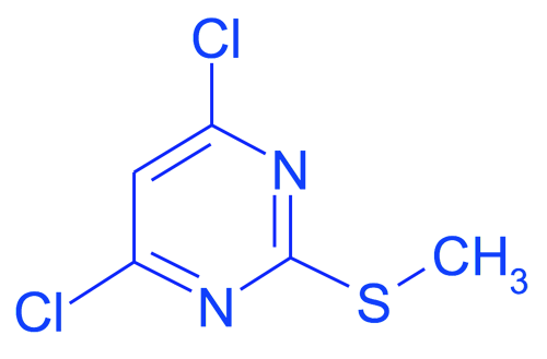 6299-25-8   MFCD00006086   4,6-Dichloro-2-methylsulfanyl-pyrimidine   acints