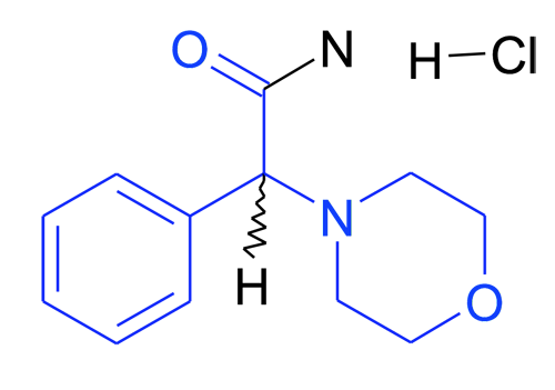 | MFCD18384860 | 2-(Morpholin-4'-yl)phenylacetamide hydrochloride | acints