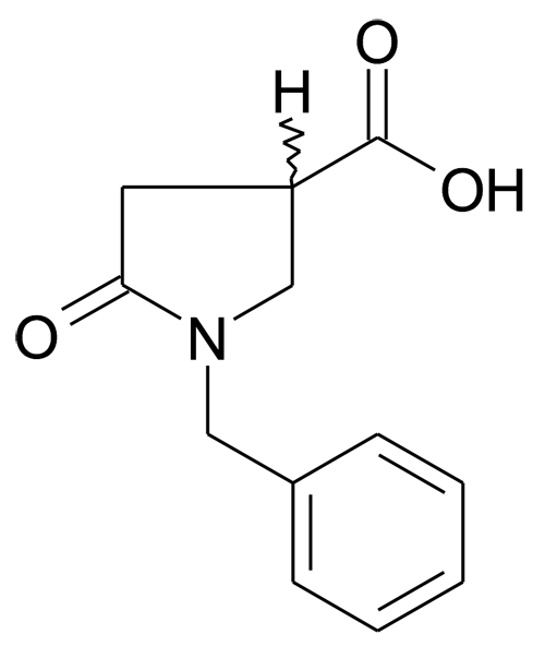 1-Benzyl-5-oxo-pyrrolidine-3-carboxylic acid