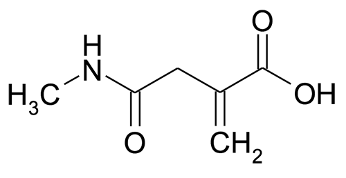 N-Methyl-2-methylene-succinamic acid