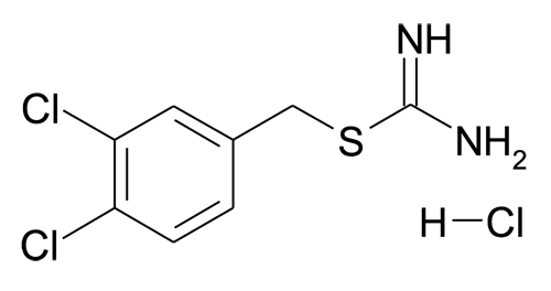 22816-60-0 | MFCD00035050 | 2-(3,4-Dichloro-benzyl)-isothiourea; hydrochloride | acints