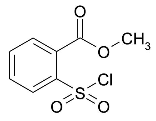 2-Chlorosulfonyl-benzoic acid methyl ester