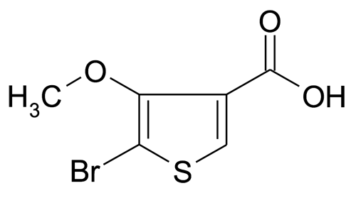 162848-23-9 | MFCD00068031 | 5-Bromo-4-methoxy-thiophene-3-carboxylic acid | acints