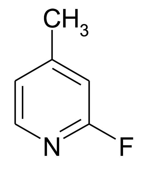 2-Fluoro-4-methyl-pyridine