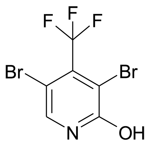 MFCD11227186 | 3,5-Dibromo-4-trifluoromethyl-pyridin-2-ol | acints