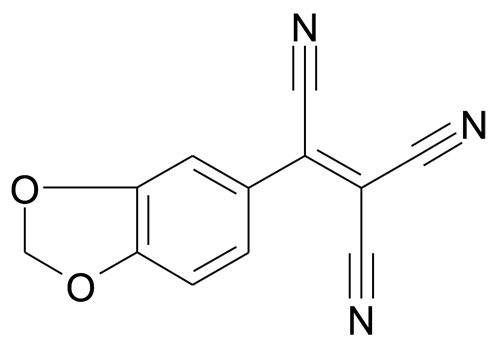 MFCD11227204 | 2-Benzo[1,3]dioxol-5-yl-3-cyano-but-2-enedinitrile | acints