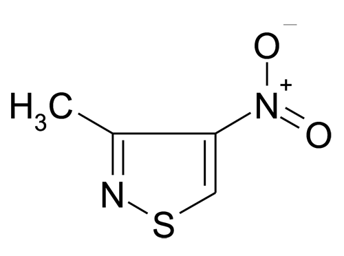 3-Methyl-4-nitro-isothiazole