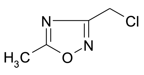 3-Chloromethyl-5-methyl-[1,2,4]oxadiazole