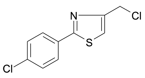 17969-22-1 | MFCD00047057 | 4-Chloromethyl-2-(4-chloro-phenyl)-thiazole | acints
