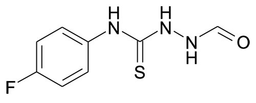 1-Formyl-4-(4-fluorophenyl)thiosemicarbazide