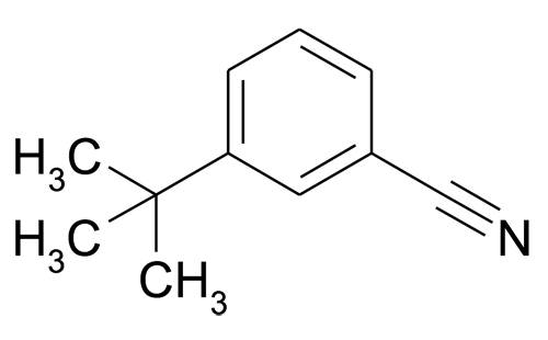 MFCD08448298 | 3-tert-Butyl-benzonitrile | acints