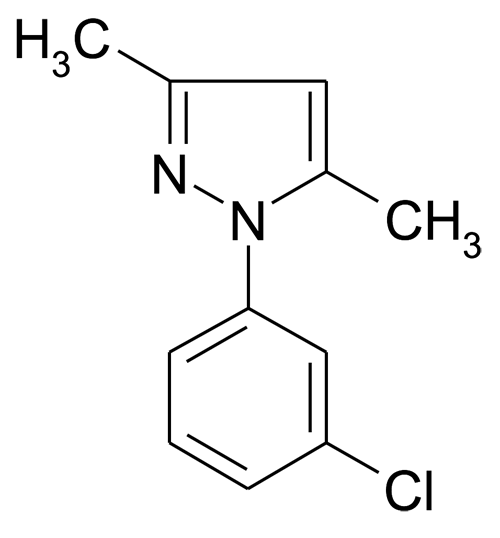 1-(3-Chloro-phenyl)-3,5-dimethyl-1H-pyrazole