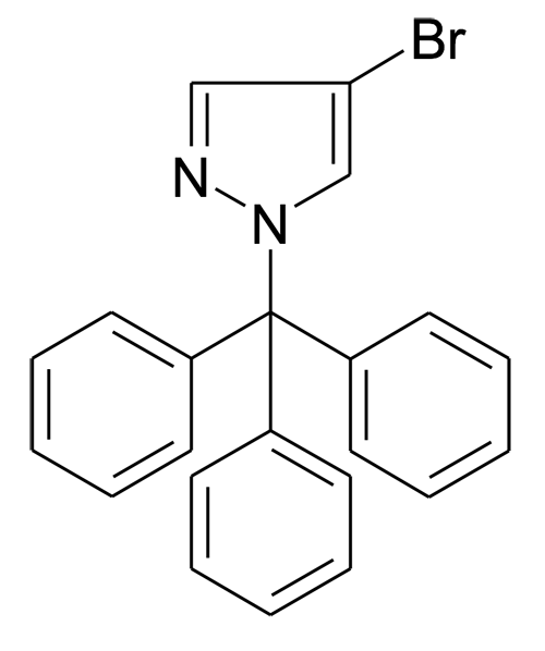95162-14-4 | MFCD09907863 | 4-Bromo-1-trityl-1H-pyrazole | acints
