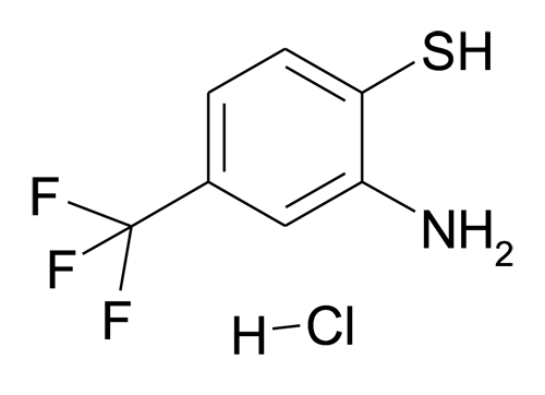 4274-38-8 | MFCD00042600 | 2-Amino-4-trifluoromethyl-benzenethiol; hydrochloride | acints