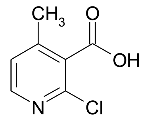 2-Chloro-4-methyl-nicotinic acid