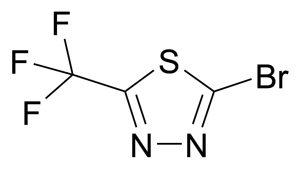 37461-61-3 | MFCD00015535 | 2-Bromo-5-trifluoromethyl-[1,3,4]thiadiazole | acints
