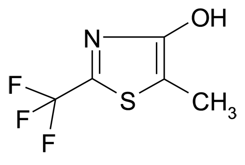 5-Methyl-2-trifluoromethyl-thiazol-4-ol