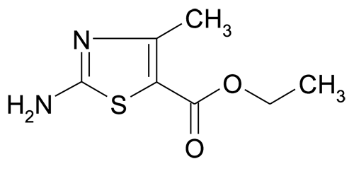 2-Amino-4-methyl-thiazole-5-carboxylic acid ethyl ester