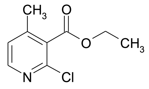 2-Chloro-4-methyl-nicotinic acid ethyl ester