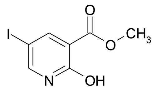 2-Hydroxy-5-iodo-nicotinic acid methyl ester