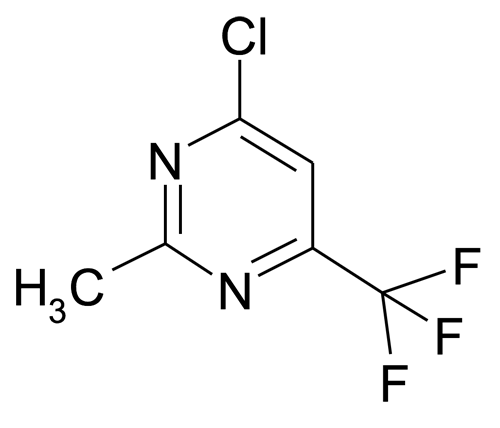 5993-98-6 | MFCD03265399 | 4-Chloro-2-methyl-6-trifluoromethyl-pyrimidine | acints