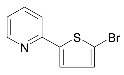 2-(5-Bromo-thiophen-2-yl)-pyridine
