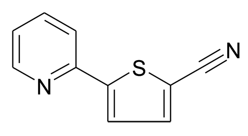 5-Pyridin-2-yl-thiophene-2-carbonitrile