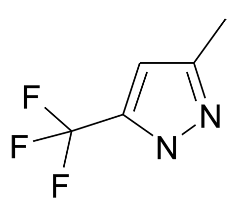 3-Methyl-5-trifluoromethyl-1H-pyrazole