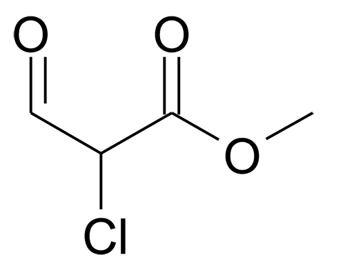 methyl 2-chloro-2-formylacetate