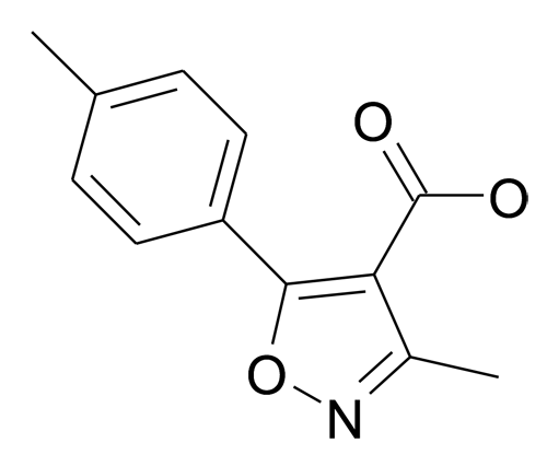 3-Methyl-5-p-tolyl-isoxazole-4-carboxylic acid