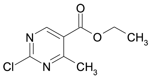 188781-08-0 | MFCD03425963 | 2-Chloro-4-methyl-pyrimidine-5-carboxylic acid ethyl ester | acints
