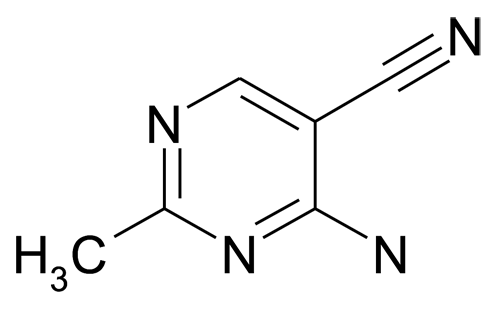 698-29-3 | MFCD00084875 | 4-Amino-2-methyl-pyrimidine-5-carbonitrile | acints