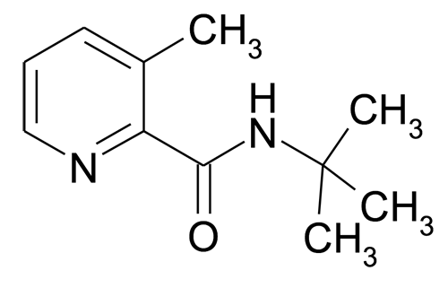 3-Methyl-pyridine-2-carboxylic acid tert-butylamide