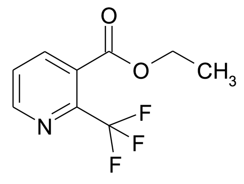 2-Trifluoromethyl-nicotinic acid ethyl ester