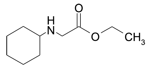37883-45-7 | MFCD00843028 | Cyclohexylamino-acetic acid ethyl ester | acints