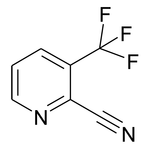 3-Trifluoromethyl-pyridine-2-carbonitrile