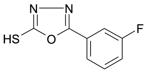 203268-63-7 | MFCD08702029 | 5-(3-Fluoro-phenyl)-[1,3,4]oxadiazole-2-thiol | acints