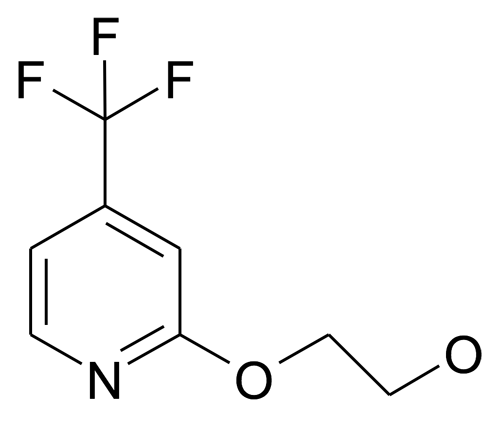 2-(4-Trifluoromethyl-pyridin-2-yloxy)-ethanol